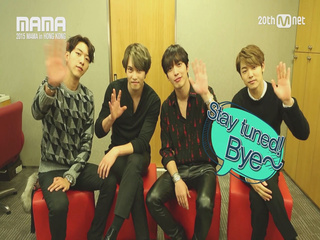 [2015 MAMA STAR COUNTDOWN D-25 by CNBLUE]