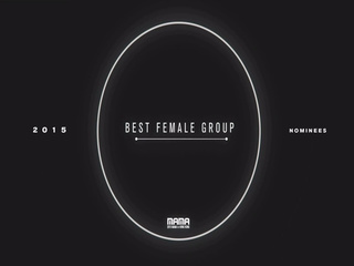 [2015 MAMA] Best Female Group Nominees