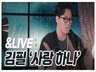 [&LIVE] 김필 - 사랑 하나