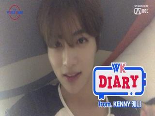 [WK Diary] 케니(KENNY) in KCON 2019 LA