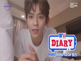 [WK Diary] 동건(DONG GEON) in KCON 2019 LA