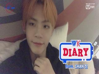 [WK Diary] 찬(CHAN) in KCON 2019 LA