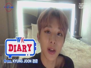 [WK Diary] 경준(KYUNG JOON) in KCON 2019 LA
