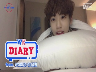 [WK Diary] 웅기(WOONG GI) in KCON 2019 LA