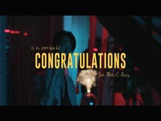 Congratulations (Feat. Marc E. Bassy) (MV Teaser)