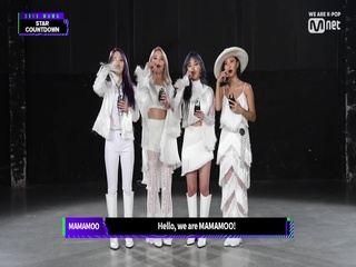 [2019 MAMA] Star Countdown D-21 by #MAMAMOO