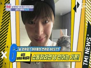 [23회] 냥~냥냥~ 고양이 언어 마스터 완료! '삼이♥비투비 육성재'