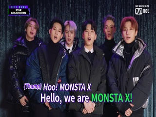 [2019 MAMA] Star Countdown D-12 by #MONSTAX