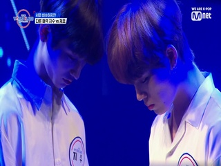 [8회]  ♬ Let Me Love You - 재호&지수 @ 1대1 평가 미션