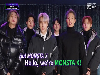 [2019 MAMA] Star Countdown D-8 by #MONSTAX