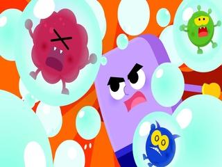 Bubble Bubble Soapman (뽀글뽀글 비누맨)