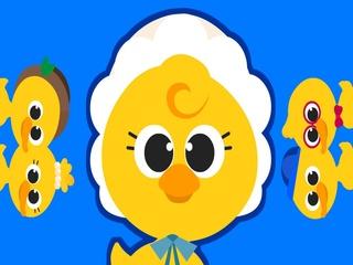 Five Little Ducks (다섯 아기 오리)
