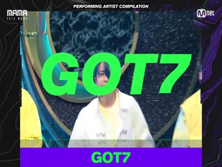 [2019 MAMA] Performing Artist Compilation #GOT7
