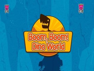 Boom, Boom! Dino World