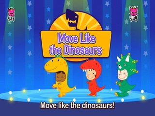 Move Like The Dinosaurs