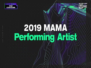 [2019 MAMA] Star Countdown D-3