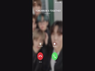 [2019 MAMA] Call from #TOMORROW_X_TOGETHER