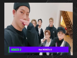 [2019 MAMA] Self-Camera from #MONSTAX