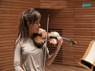 Nicola Benedetti - [Marsalis : Fiddle Dance Suite - 2. As The Wind Goes] LIVE Clip