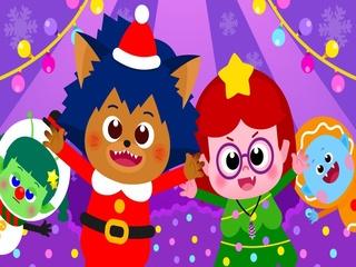 행복한 메리 크리스마스 (몬스터 Ver.)