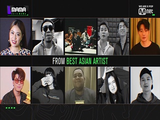 [2019 MAMA] The Winner of Best Asian Artist