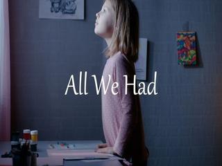 All we had (Feat. Wyne & BenAddict) (Teaser)