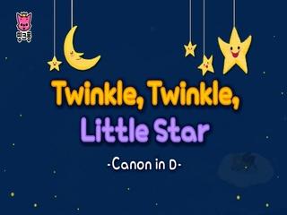 Twinkle, Twinkle, Little Star Canon In D