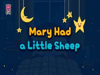 Mary Had A Little Sheep