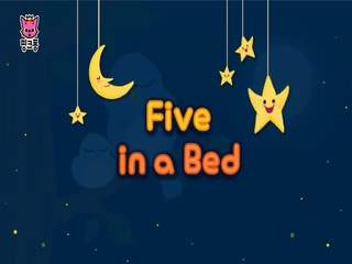 Five In A Bed