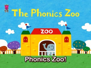 The Phonics Zoo