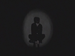 Did I fade away in the dark
