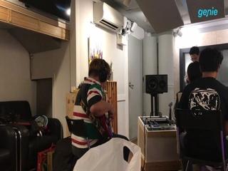 프루츠 버니 - [감귤나무] 앨범 녹음 현장 02