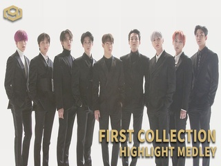 SF9 1ST ALBUM 'FIRST COLLECTION' (HIGHLIGHT MEDLEY)