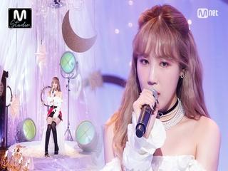 'STUDIO M' 몽환적 보이스 '미아'의 '오르골' 무대