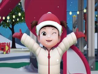 콩순이 크리스마스송
