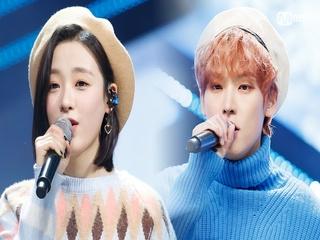 'Special Stage' 꿀보컬 케미 '인성(SF9)&진솔(에이프릴)'의 '첫 겨울이니까(원곡 성시경, 아이유)' 무대