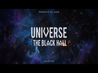 1st Full Album 'UNIVERSE : THE BLACK HALL' (Audio Snippet)