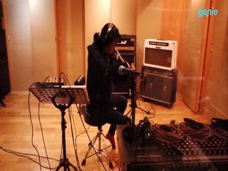 VEINS (베인스) - [고리] 발매 '스튜디오 M' 레코딩 영상