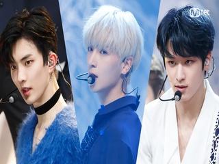 '최초 공개' 치명적 늑대소년들 '더보이즈'의 'REVEAL' 무대