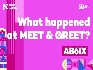 [#KCON2020JAPAN] What happened? #AB6IX - Answer