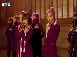 3YE (써드아이) - [3YE 3rd Digital Single 'QUEEN'] 자켓 촬영 현장