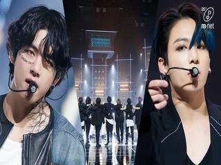 'COMEBACK' 전 세계 홀린 '방탄소년단'의 'ON' 무대