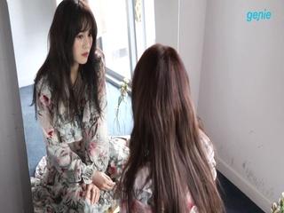 이수영 - [날 찾아] 앨범 커버 촬영 현장