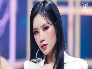 '최초 공개' 순하고 진한 맛 '예지'의 'HOME' 무대