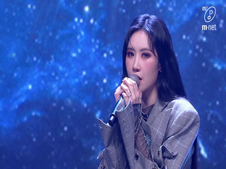 '최초 공개' 파워풀 보컬 '예지'의 'My Gravity' 무대