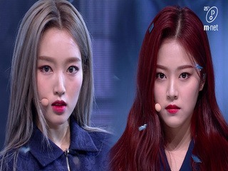 강렬 존재감 '이달의 소녀'의 'So What' 무대