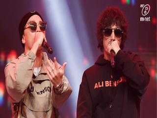 'Sepcial Stage' K힙합의 아이콘 '타이거JK&비지'의 '소외된 모두, 왼발을 한 보 앞으로!+Monster+True Romance +난 널 원해' 무대