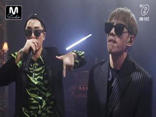 'STUDIO M' 훈남 래퍼 '비지'의 '수고했어(feat. 더블케이)' 무대