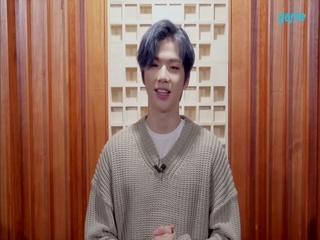강다니엘 - [CYAN] 발매 인사 영상