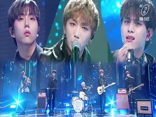 아이돌 밴드 ′D.COY′의 ′Come To Light′ 무대